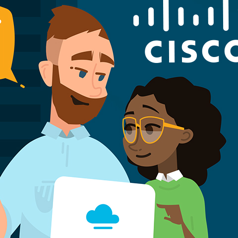 Cisco Microsite